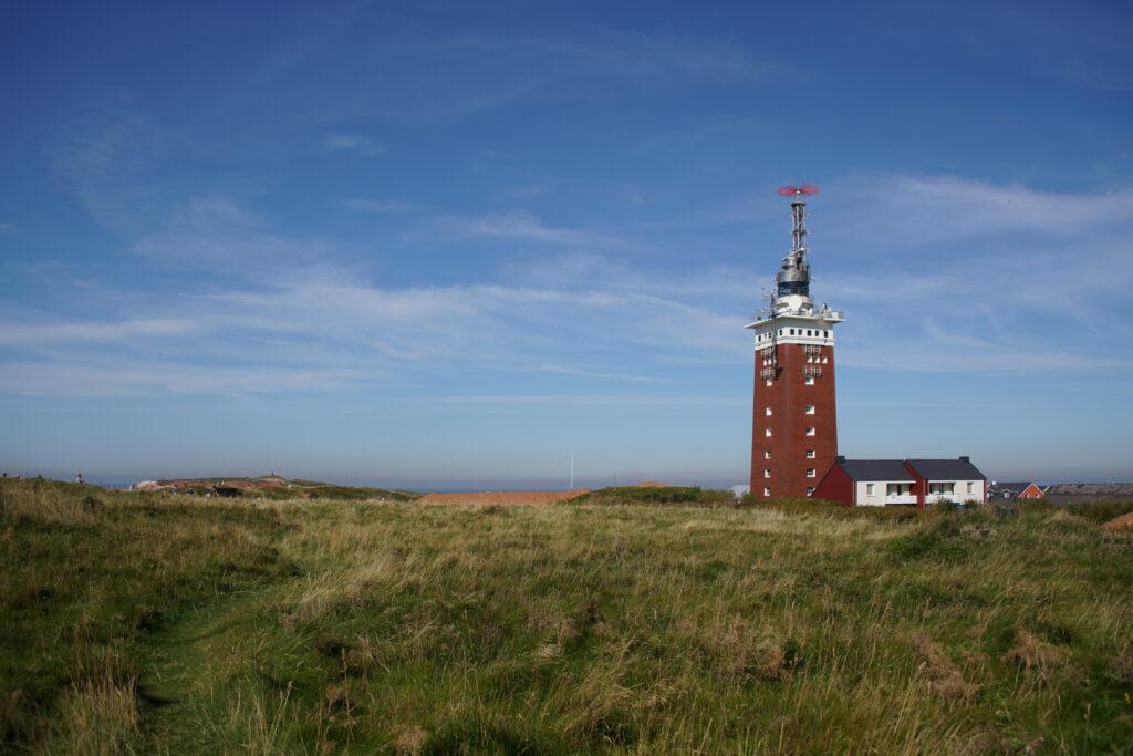 Nordsee Helgoland Leuchtturm