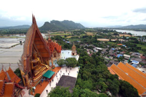 Thailand Kanchanaburi Tiger Tempel Tiger Temple