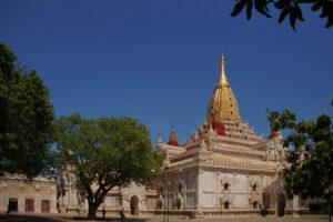 Bagan Ananda Tempel in Myanmar