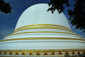 Mandalay in Myanmar die Kaung-hmu-daw-Pagode
