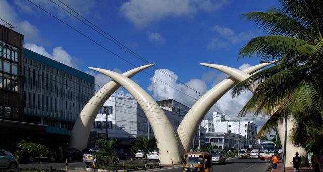 Mombasa und Diani Beach