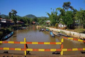 Inle See in Myanmar In Dein Village
