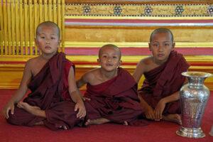 Inle See in Myanmar Phaung Daw U