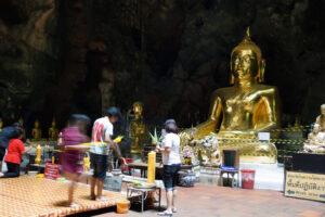Phetchaburi Tham Khao Luang Cave Hoehlentempel