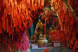 Koh Si Chang, Chao Por Khao Yai Shrine