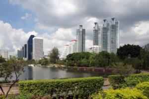 Bangkok Benjakiti Park