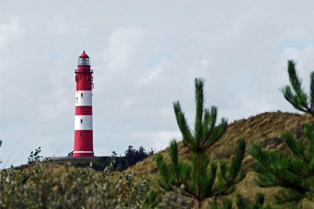Nordsee Amrum Leuchtturm