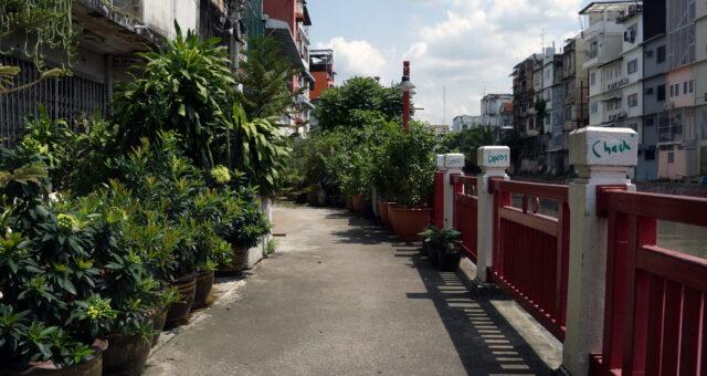 Bangkok / zu Fuß