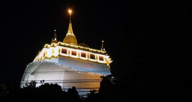 Bangkok / bei Nacht