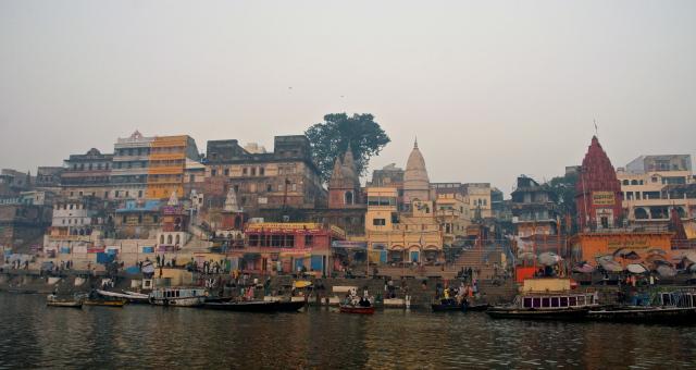 Varanasi und Umgebung