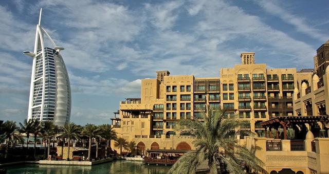 Dubai und der Rest